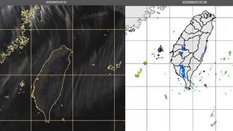 今至週二水氣漸增 留意局部短暫陣雨