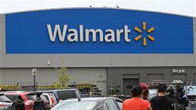 美國連鎖賣場沃爾瑪(Walmart),圖/達志影像
