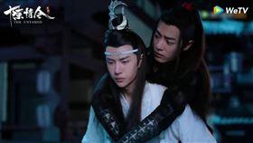肖戰,王一博,陳情令(WeTV提供)