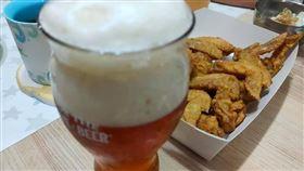 炸雞,啤酒 李鴻典攝、資料照