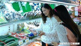 農會超市(新北市政府農業局提供)