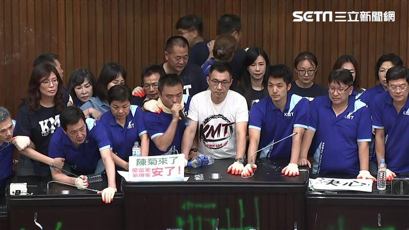 國民黨突襲議場民進黨遭擊敗 蔡正元四點分析讚:可圈可點