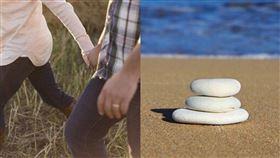 男友媽送石頭 她帶回家母氣炸(組合圖/翻攝自Pixabay)