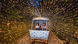限定2個月!深澳鐵道自行車星光夜騎