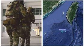 ▲美軍特戰部隊來台灣聯訓 影片中還能看到國軍人員。(圖/翻攝自1st Special Forces Group - Airborne臉書)