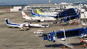 機場(記者陳弋攝影)