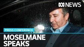 莫索曼2009年加入新南威爾斯州上議院,素以言論親中著稱。(圖/翻攝自ABC News (Australia)YouTube頻道)