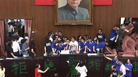 國民黨,立院,議場杯葛,監委,鍊條,藍營立院,民進黨,立委