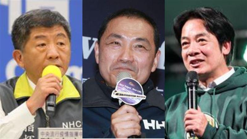 十大政治領袖排名第1 侯友宜謙虛回應:我努力得還不夠!