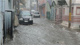 (圖/Pixabay)水災,暴雨