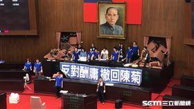 國民黨,立院,議場杯葛,監委,記者林恩如攝影