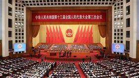 人大今日將表決「港版國安法」。(圖/翻攝自中国人大网)  http://www.npc.gov.cn/npc/c30834/202005/a4a266fc0d0a49daa0f8d69d92746b2e.shtml