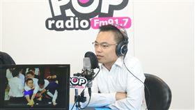 圖/《POP撞新聞》提供 洪孟楷