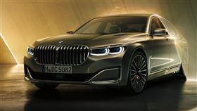 ▲BMW 7 Series。(圖/翻攝自BMW官網)