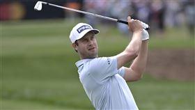 ▲英格利許(Harris English)是PGA復賽後第5名球員確診個案。(圖/美聯社/達志影像)