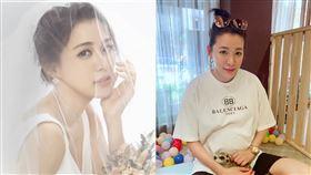 王思平,名模,孕婦,泳裝。翻攝自臉書