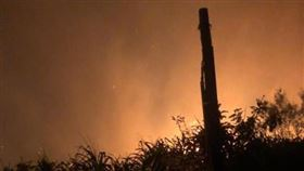 綠島,火燒山,觀音洞(翻攝自 臉書)