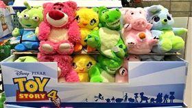 好市多開賣玩具總動員玩偶,IG網友授權提供