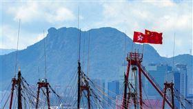 中國全國人民代表大會常務委員會6月30日通過「香港特別行政區維護國家安全法」草案,並於當日生效,引發國際高度關注。(檔案照片/中新社提供)