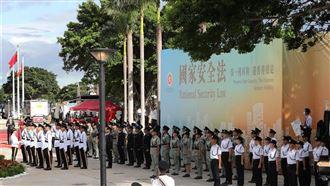 傳美將為港制裁中國官員 局勢正惡化