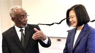 前進非洲之角!羅震華將派駐索馬利蘭