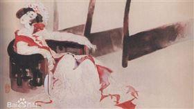 ▲唐朝皇帝;韋后(圖/翻攝自百度百科)