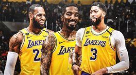 NBA/湖人正式簽約「神經刀」JR NBA,洛杉磯湖人,J.R. Smith,神經刀 翻攝自推特Clutchpoints