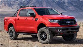 ▲福特Ranger 2021年式升級版。(圖/翻攝Ford網站)