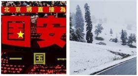 國安法,新疆六月雪