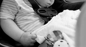 嬰兒,寶寶,小朋友,安全座椅 (圖/翻攝自pixabay)