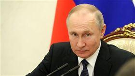 俄羅斯總統普丁(圖/翻攝自推特)