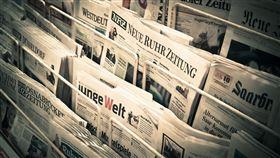 報紙,媒體,報業,示意圖/翻攝自Pixabay