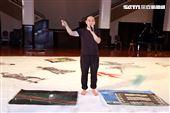 蔡明亮「不散(4K修復版)」經典重現演出現場導覽。(記者邱榮吉/攝影)