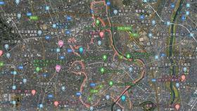 日本埼玉縣八潮市(圖/翻攝自google map)
