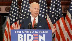 美國總統候選人拜登(Joe Biden) (圖/翻攝自拜登臉書)