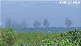 漢光演習預演突發意外 海軍陸戰隊小艇翻覆1失蹤2搶救!