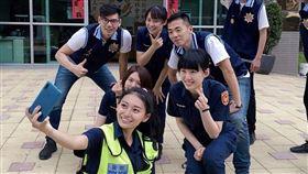 國民女友祈錦鈅全新網綜節目《 警鈅來了》邀請警務人員分享生活點滴 (新聞提供:固力狗娛樂)