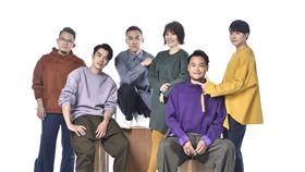 蘇打綠 「魚丁糸」樂團 照片提供是大誌雜誌