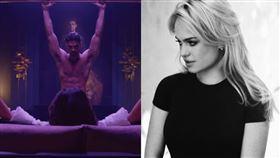 黛菲批《禁錮之慾》一片「美化性犯罪」。