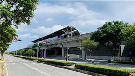 大園區A17領航站旁有桃園市立大園國際高中、橫山書法公園以及流行音樂中心等建設(圖/台灣房屋)