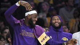 NBA/詹皇當總統?表弟有大膽想法 NBA,洛杉磯湖人,LeBron James,美國總統,DeMarcus Cousins 翻攝自推特