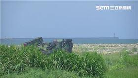 ▲漢光演習的預演發生意外,海軍陸戰隊99旅步二營操舟,小艇翻覆其中3人命危。(示意圖/翻攝畫面)