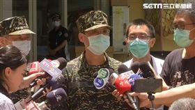 海軍陸戰隊少將政戰主任林傳盛