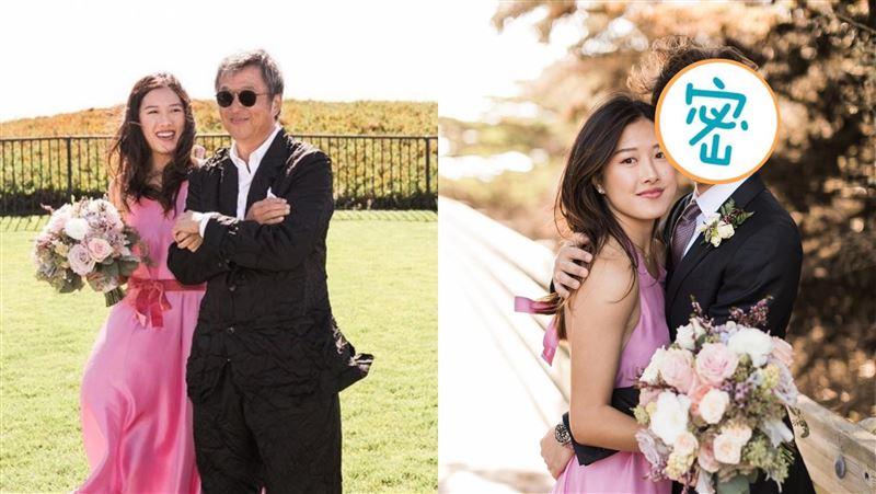 王偉忠大女兒結婚了 高顏值女婿曝光