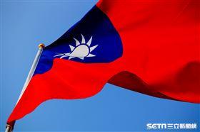 中華民國/國旗(記者陳弋攝影)