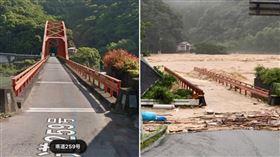 九州,暴雨,熊本,深水橋,球磨川 /推特@125ikmn