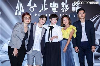 《迷走廣州》 劇組出席世界首映。(圖/記者林聖凱攝影)