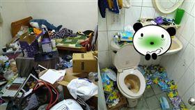 大學生,宿舍,室友,噁心,髒亂