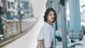 新北市衛生局女員工(圖/翻攝自當事人臉書)