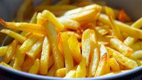 油炸,薯條 (圖/翻攝自pixabay)